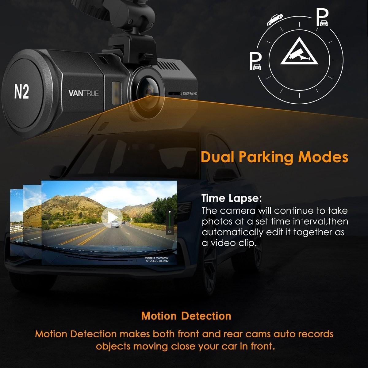 Vantrue Car Dash Cams